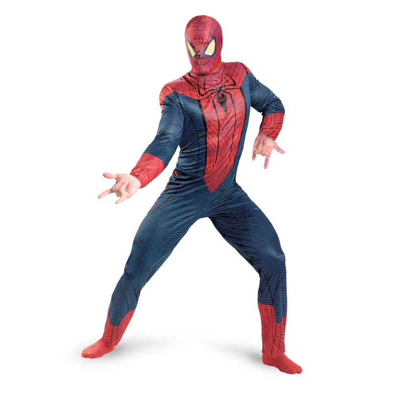 These Avengers and Spider-Man costumes have already ruined Halloween