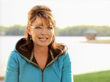 Sarah Palin Now Influencing the English Language, Too