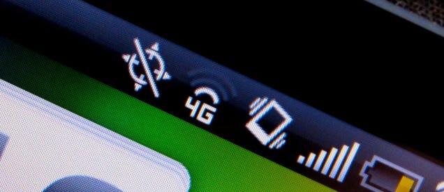 AT&T's 4G Phones Are More Bullshit Than Anybody Else's