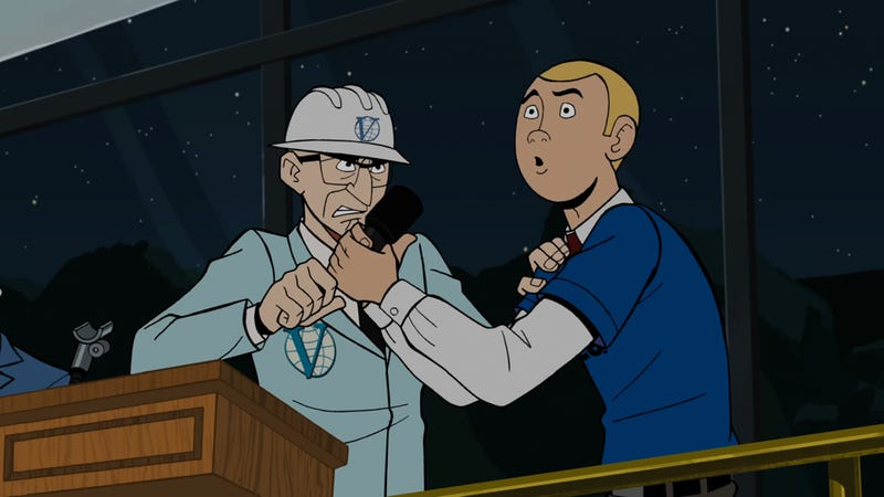 Why the Venture Bros. creators want you to know nothing about Season 5