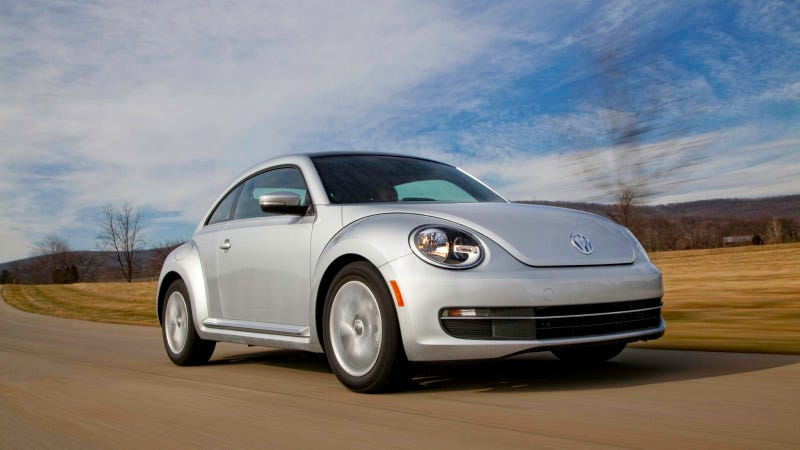 2013 Volkswagen Beetle TDI: A Diesel Coupe For Menfolk