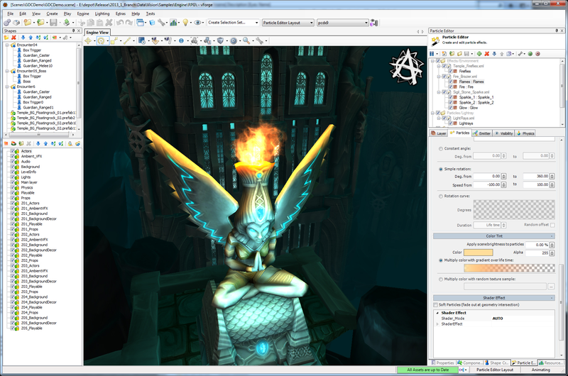 Havok Unleashes Project Anarchy, A Free 3D Mobile Game Engine
