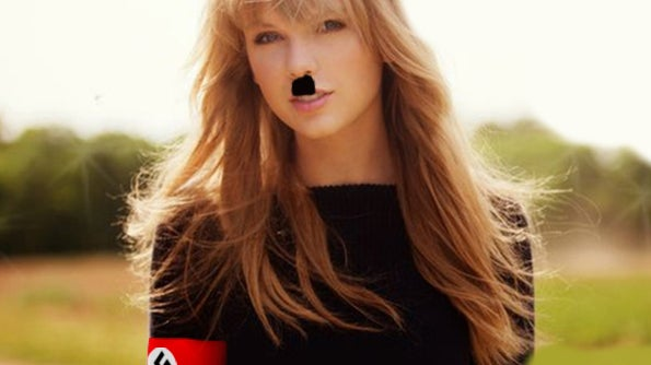 Girl attributes Hitler quotes to Taylor Swift, gets into real trouble