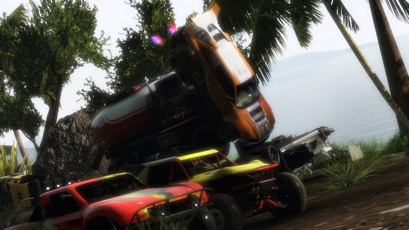 Fresh Motorstorm Pacific Rift Screens
