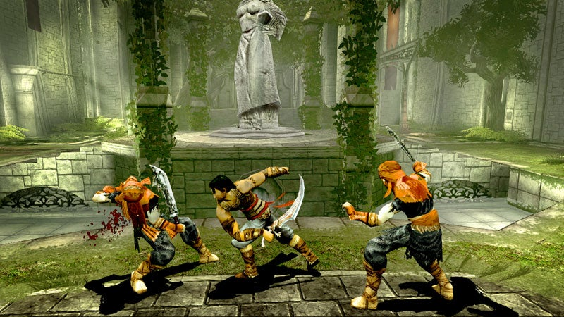 Prince of Persia HD Collection Coming to North America in Pieces
