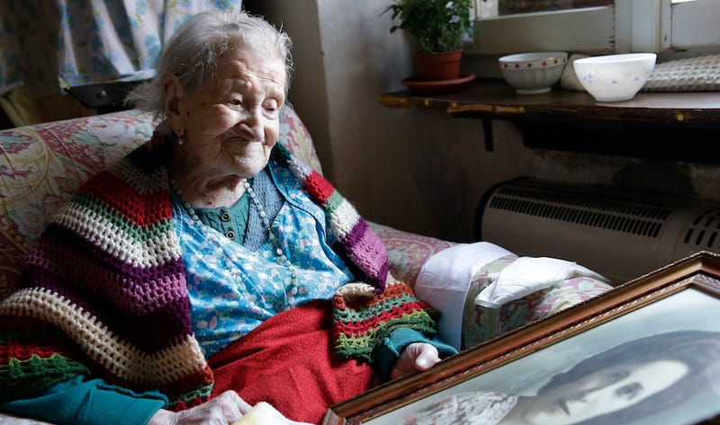 World's Oldest Woman Temporarily Named World's Oldest Woman