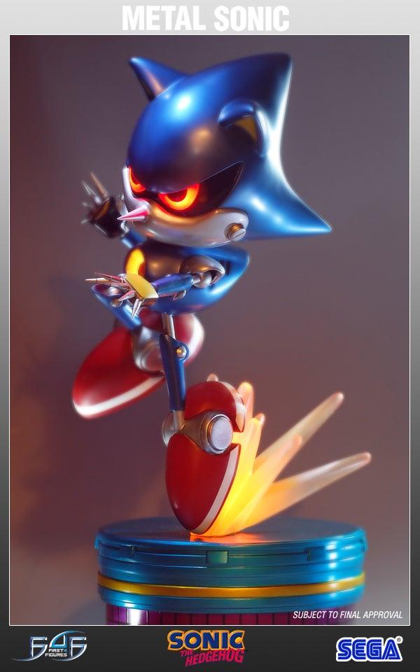 Metal Sonic Gallery