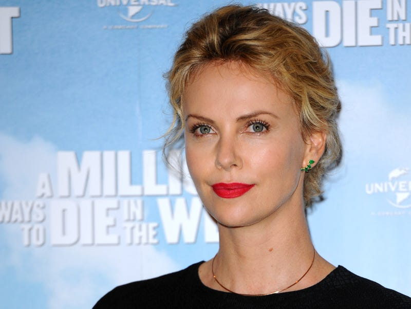 Charlize Theron Compares Intrusive Press Coverage to Being Raped