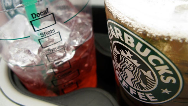 "When Ordering Iced Tea at Starbucks, Ask for ""No Water"" to Avoid a Diluted Flavor"