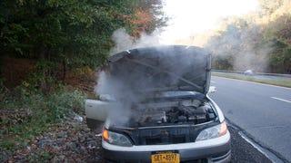 Mister Orlove's Lexus Spun A Bearing. Junkyard Bound Today Unless You Want It