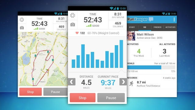 RunKeeper Updates with a New Look, Workout Reminders, and More