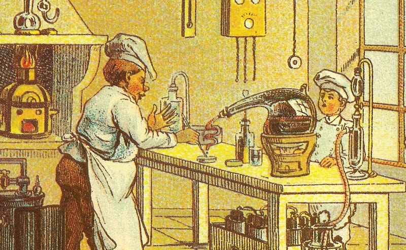 How Yesterday's Feminists Invented the Food of the Future