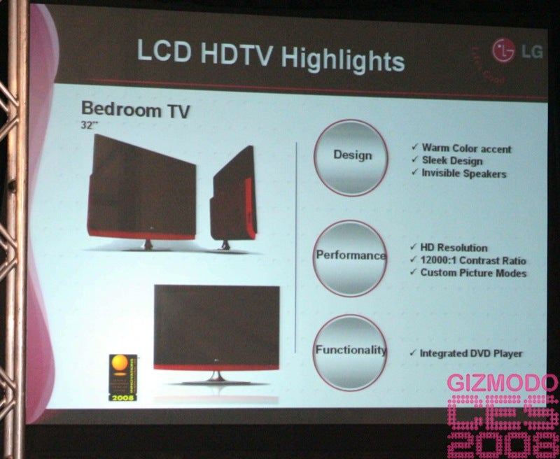 LG Announces Slew of LCD and Plasma Panels