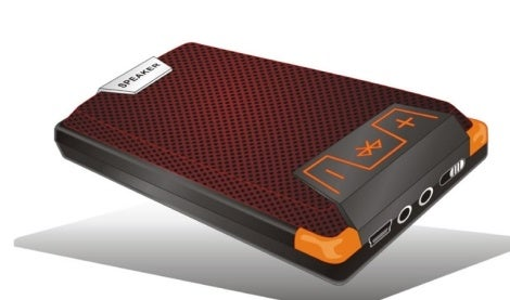 Veritronix's Bluetooth Speaker: High in Style, Small in Size