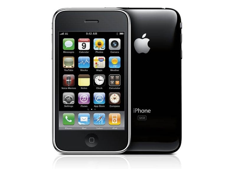 One Day, There Will Be iPhone 3GS Exclusives