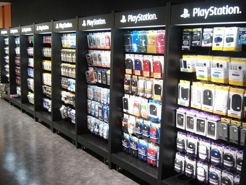 PlayStation Shopping With Class