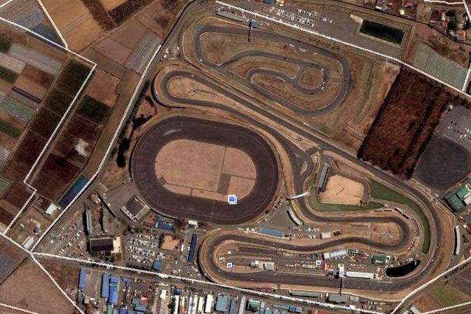 Tsukuba Circuit - Japan