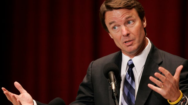 John Edwards Moves To Dismiss Campaign Finance Case