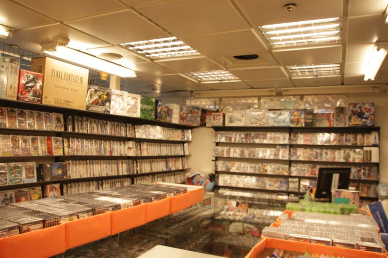 The Death of a Taiwanese Game Shop