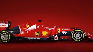 "Ferrari Launches ""Sexy"" New F1 Car With A Cheese Grater On The Back"