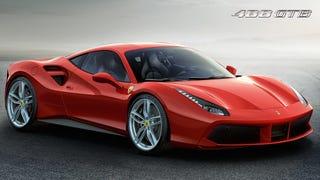 Ferrari. For Men.