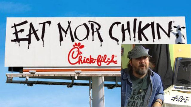 Chick-fil-A Sues Hippie Because They Are Insufferable Assholes