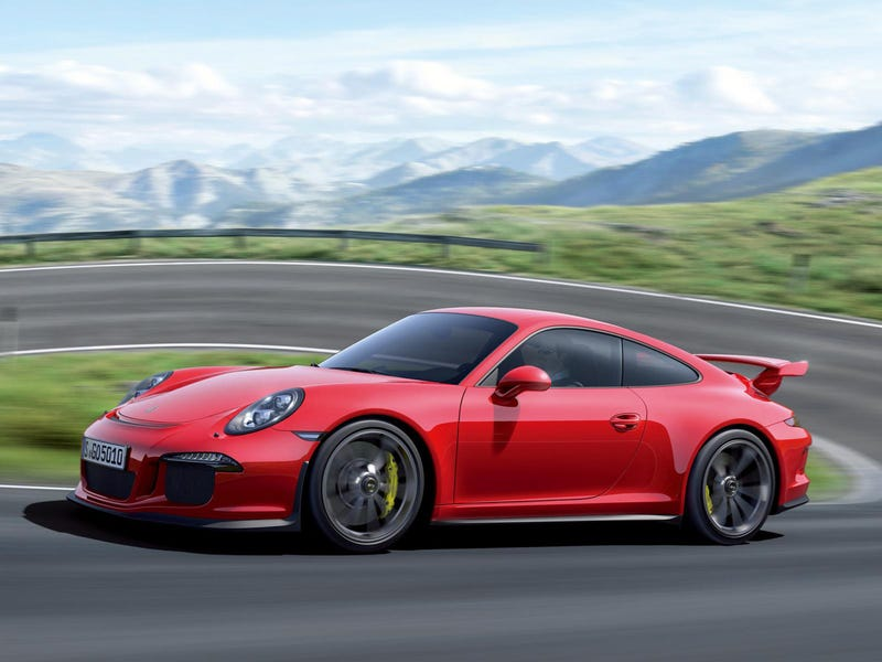 Diminishing returns and the 991 GT3