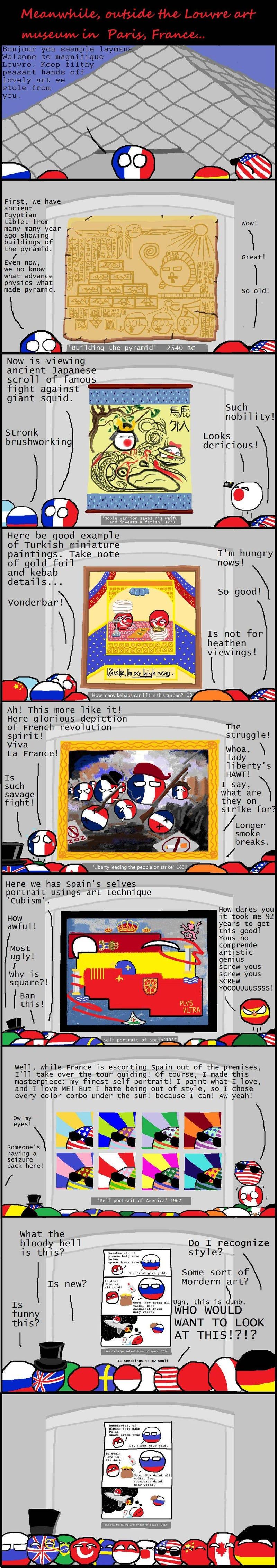 Nightly Polandball: Fourth Wall Edition
