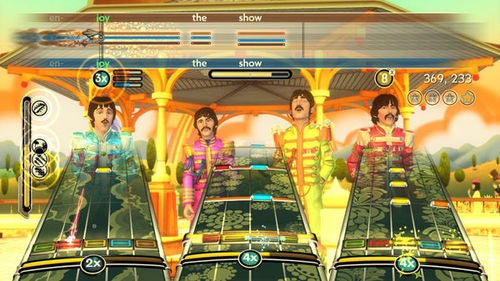 MTV: SingStar Beatles False, All-Singing Beatles: Rock Band Mode True
