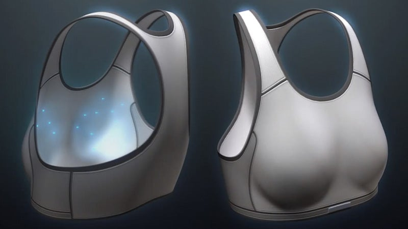 The Best Breast Cancer Scanner Might Be a Souped-Up Sports Bra