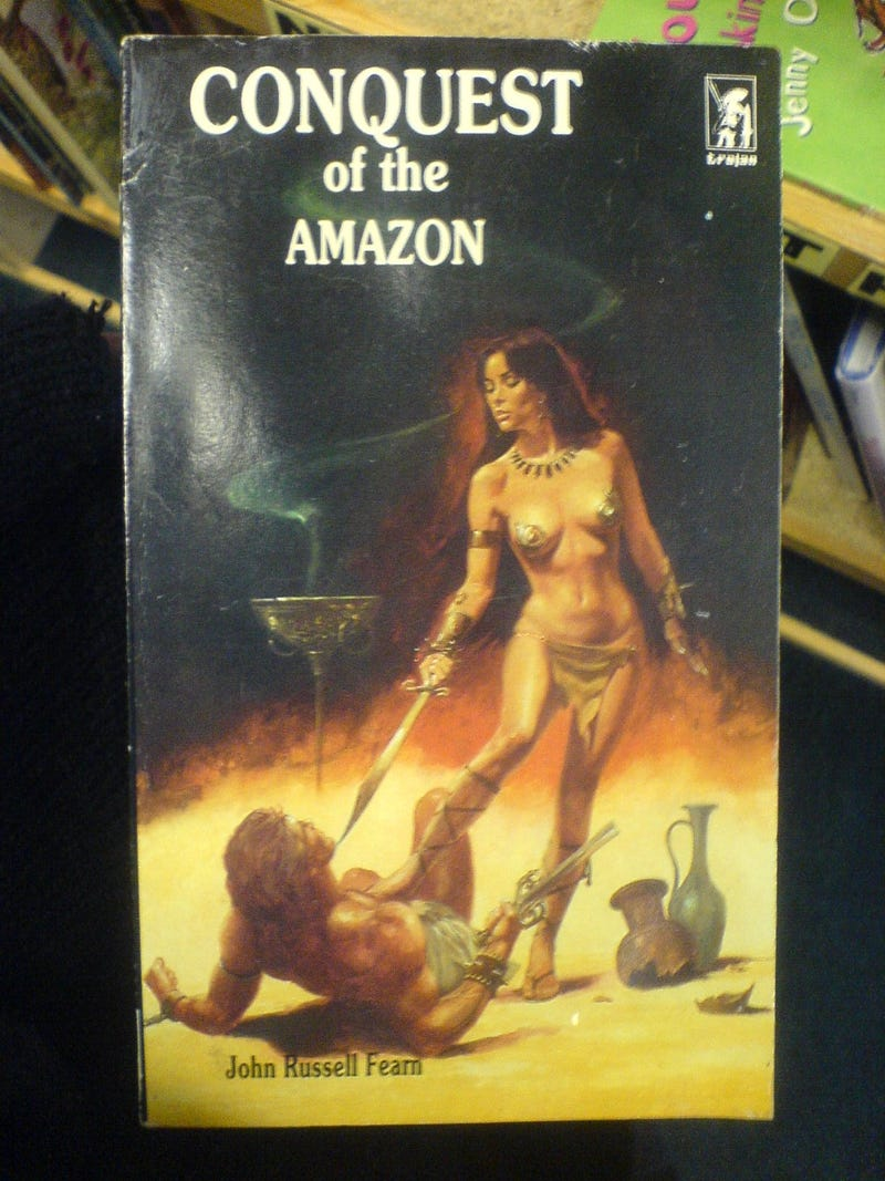 A Whole Blog Dedicated To The Worst SF/Fantasy Book Covers