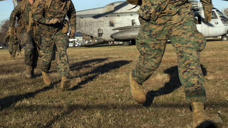 Senate Passes Amendment Barring Sex Offenders From the Military