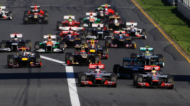 Formula One Will Award Double Points In Season Finale Starting In 2014