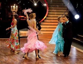 Ballroom Dancing Is Backstabby, Brutal
