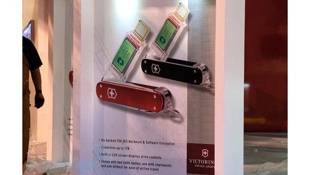 Victorinox's 1TB Flash Drive Makes It Easy To Lose a Thousand Gigabytes