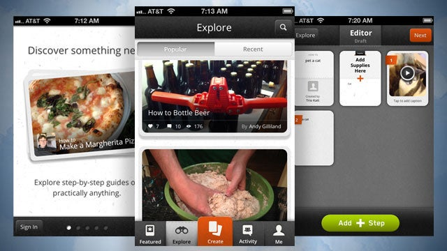 Snapguide Is a Simple Way to Create and Share How-To Guides on iPhone