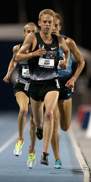 "How I Broke The Indoor Mile Record: An Interview With A ""Freak"""