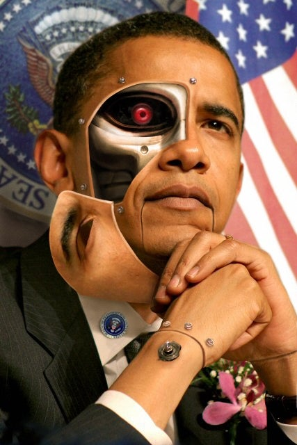 Is The New U.S. President An Android Or A Vulcan?