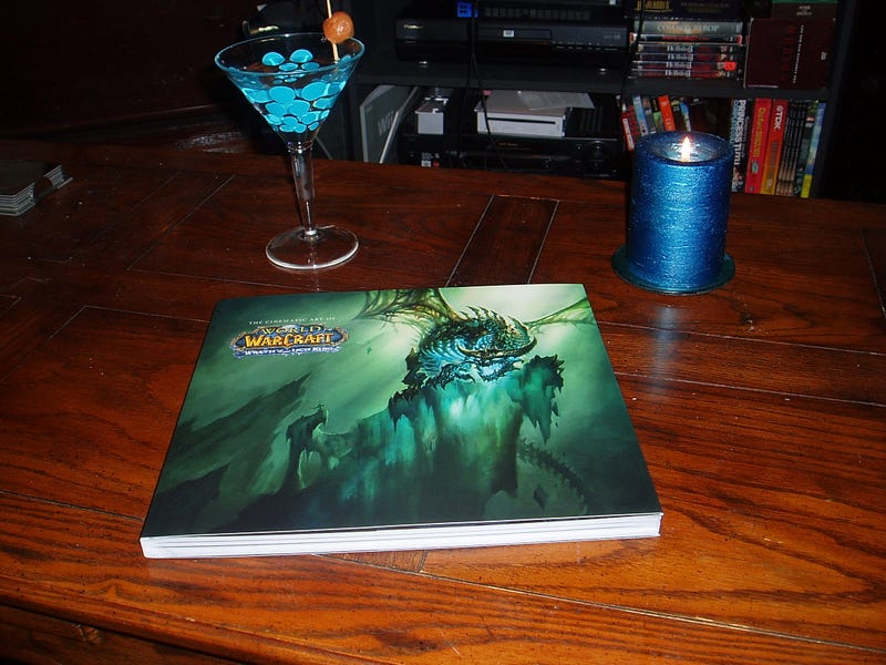 Five Uses For This Wrath of the Lich King Art Book