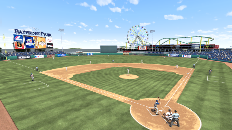 MLB 13 The Show Gets Seven New Stadiums—in the Minor Leagues
