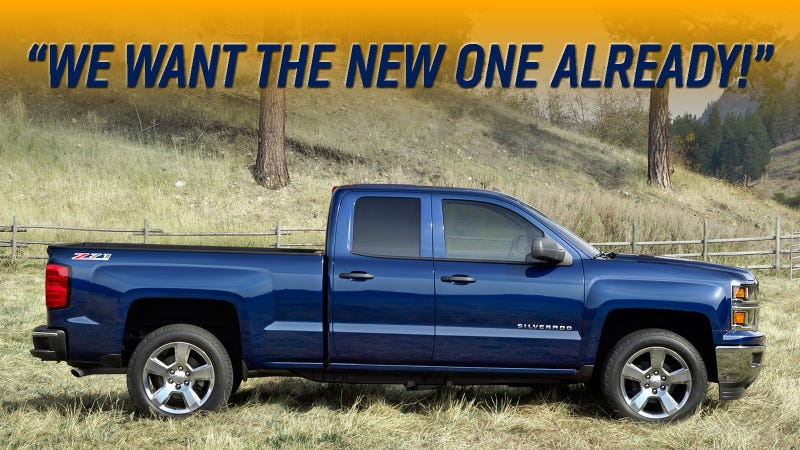 GM May Build A New Half-Ton Truck 'Sooner,' With A Small Turbo Engine