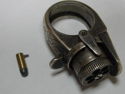Ring Gun Won't Get Through Airport Security