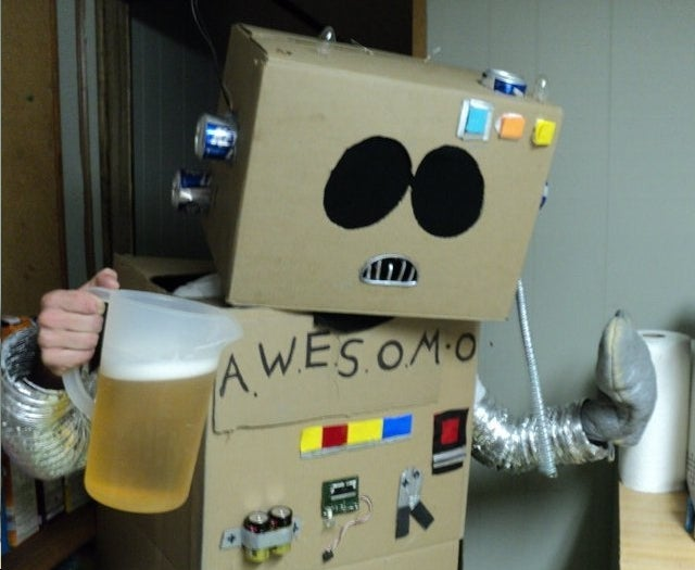 Robots Are Getting Irish Brains