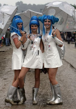 The Good, The Bad And The Wellies: Glastonbury Edition