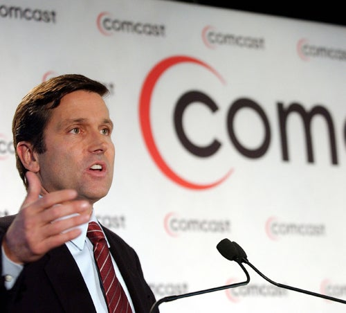 Comcast COO Stephen Burke to Replace Jeff Zucker at NBC Universal