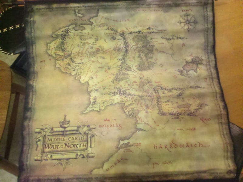 Quiver at the Sight of Lord of the Rings: War in the North's Collector's Edition