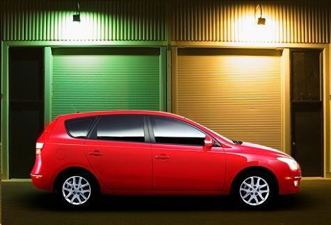 2009 Hyundai Elantra Touring Bows In Montreal, SEMA Version Far More Elaborate