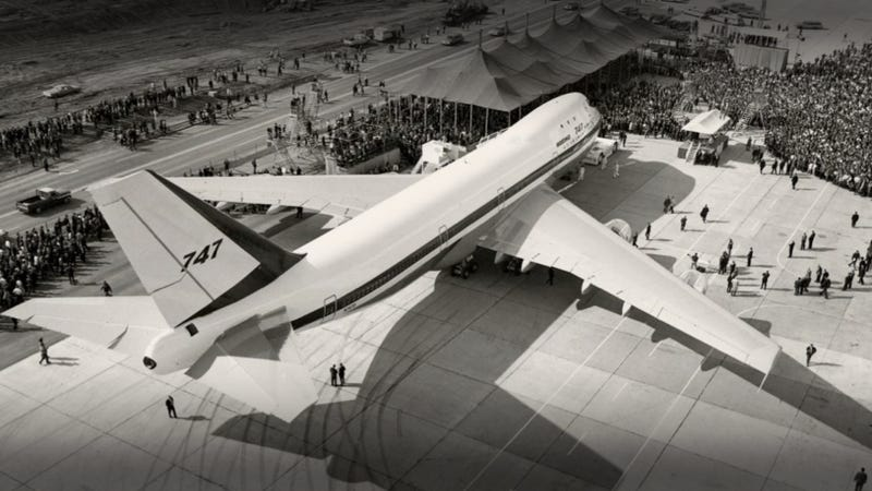 The First Boeing 747 Ever Built Needs A Good Home