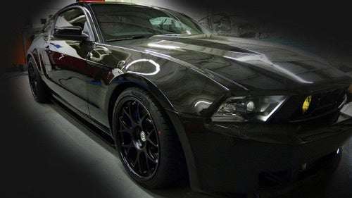 Mustang RTR-C Gallery