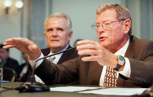 Surprise! BP Is Funding Senators Who Don't Believe in Climate Change